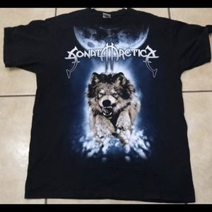Vintage Wolf T-shirt GREAT CONDITION, Size L